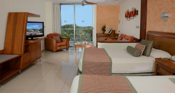 Accommodations - Grand Sirenis Riviera Maya Resort and Spa